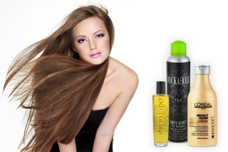 dlhé zdravé krásne vlasy