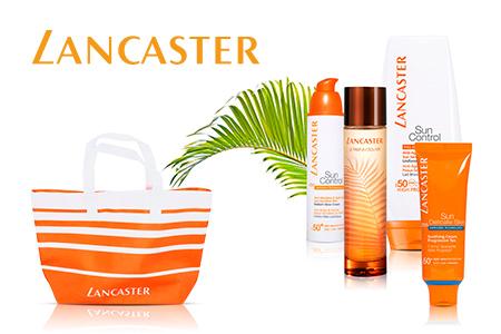 slnečná starostlivosť Lancaster