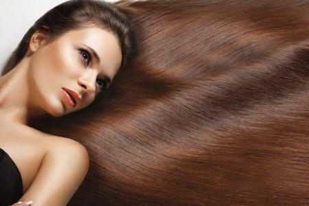 úprava vlasov pred spaním
