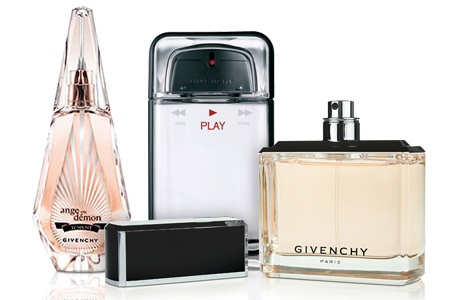 Sofistikované parfémy Givenchy