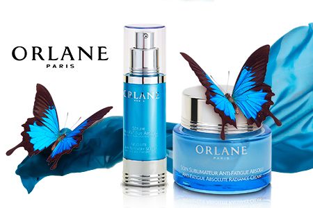 luxusná kozmetika Orlane