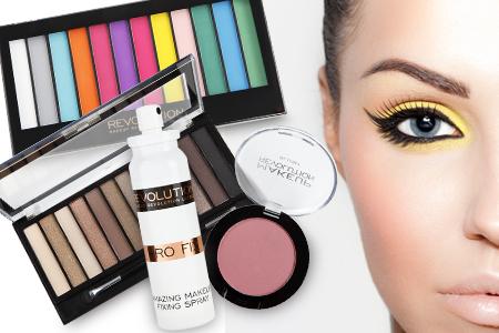 RECENZIA: Makeup Revolution – revolučná novinka z Londýna