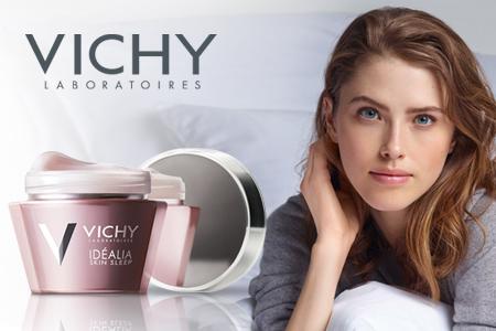 Vichy Idéalia Skin Sleep – môj kozmetický objav roku!