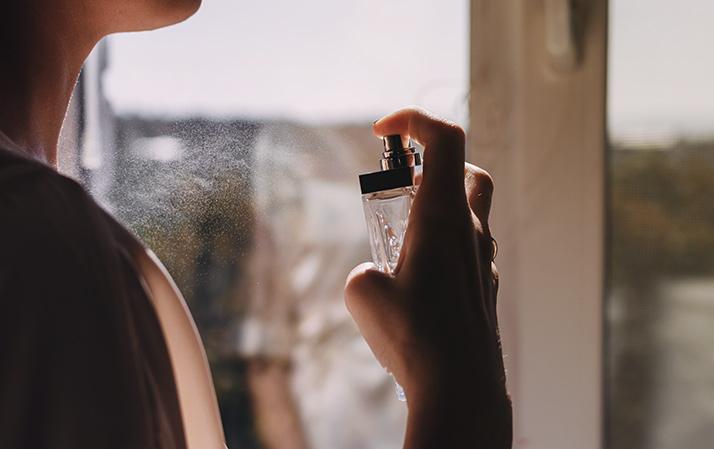 dámsky parfém