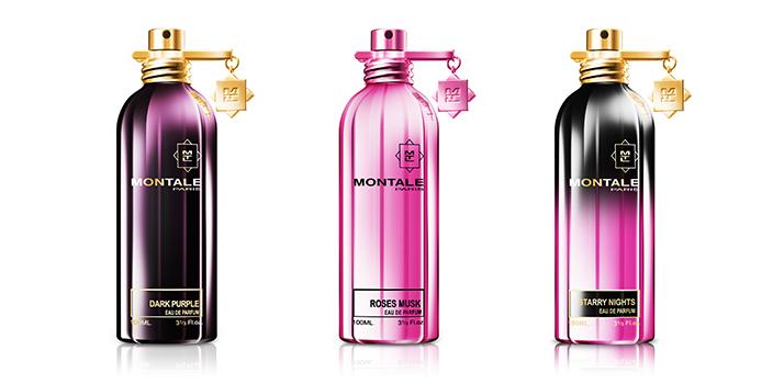 dámske parfémy Montale
