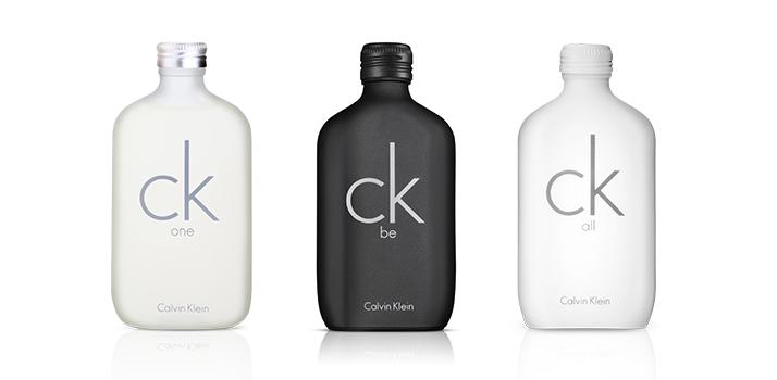 unisex parfémy Calvin Klein