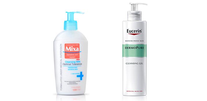 produkty na odlíčenie tváre