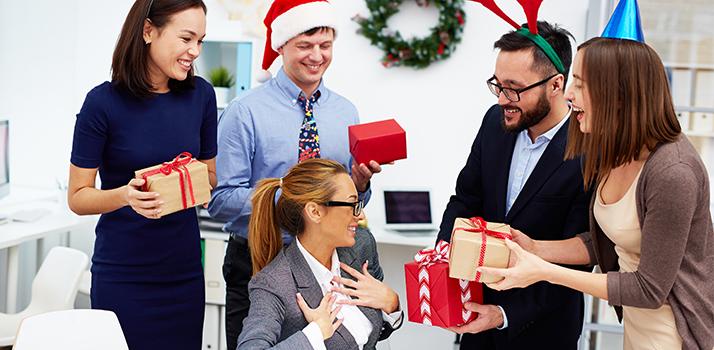 darčeky pre kolegov v práci