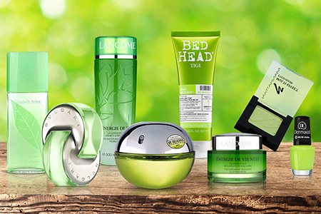 Farba roku: Zelená má tento rok zelenú