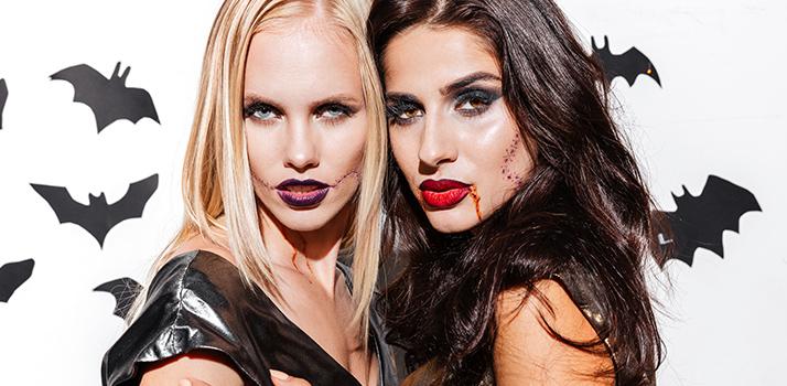 halloweensky makeup