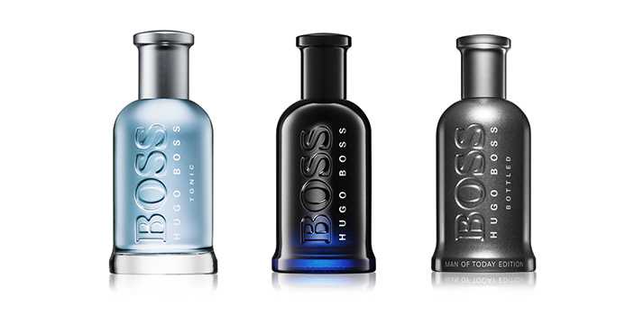 parfémy Hugo Boss Bottled