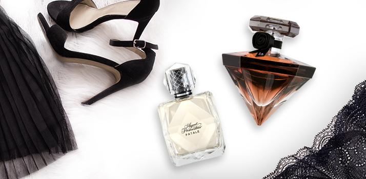 parfémy na spoločenskú udalosť