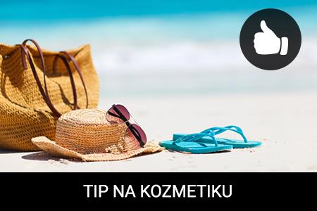 4 najnutnejšie kozmetické výrobky plážovej výbavy