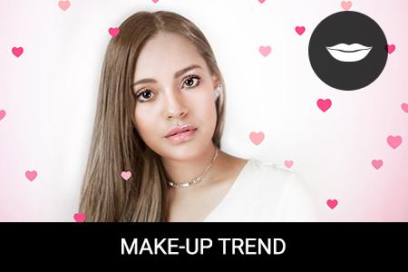 Príprava na Valentína: Ružový valentínsky make-up