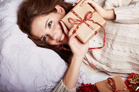 Tipy na darčeky pre ženy na Vianoce