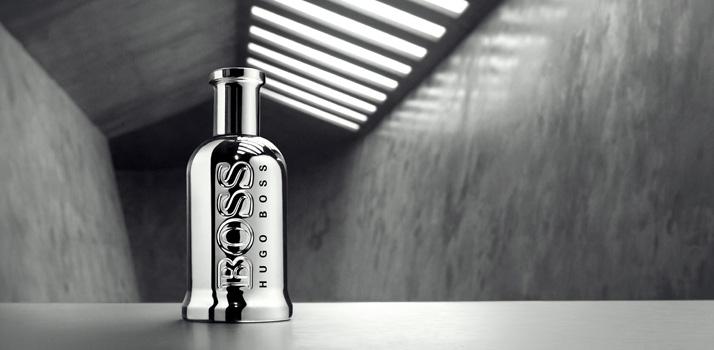 nový parfém pre mužov Boss Bottled United