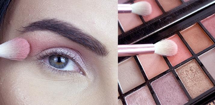 očné tiene Makeup Revolution