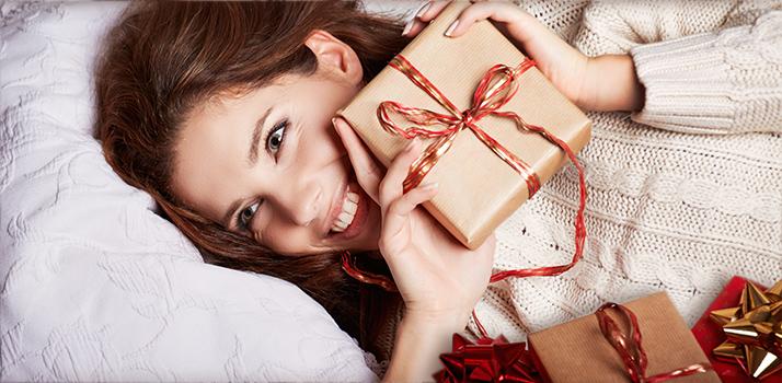 vianočné darčeky pre ženu