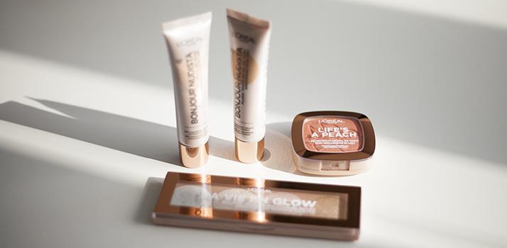 makeup a líčenie podľa L'Oréal Paris Wake Up & Glow
