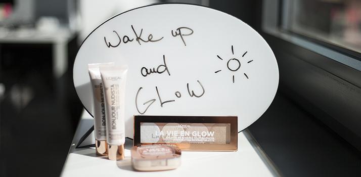 dekoratívna kozmetika L'Oréal Paris Wake Up & Glow