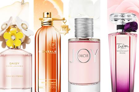 Najobľúbenejšie zložky parfémov alebo TOP 6 esencií
