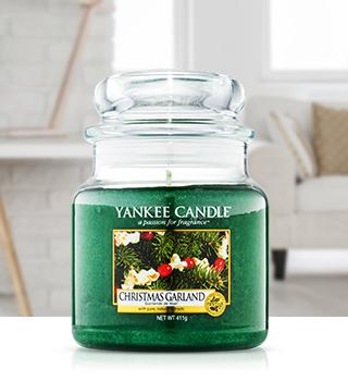 Produkty značky Yankee Candle