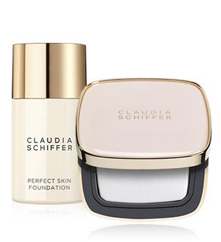 Claudia Schiffer Make Up Tvár