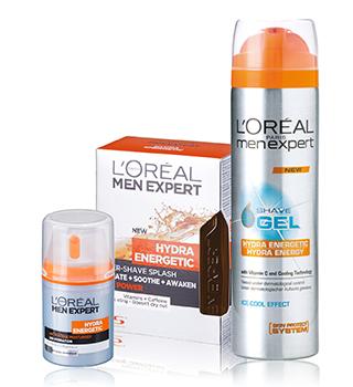 L'Oréal Paris starostlivosť pre mužov