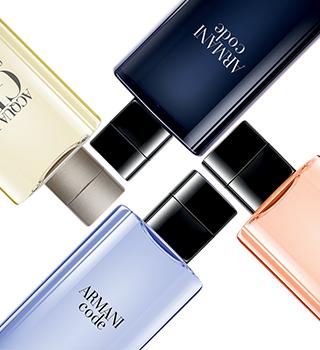 Armani parfumovaná kozmetika