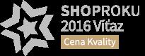 Shop roku Cena kvality