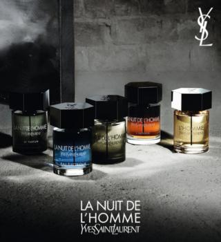 Yves Saint Laurent Parfémy pre mužov
