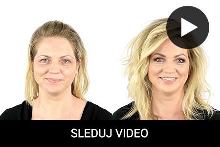 CHIC MOM LOOK: Krásne decentné líčenie pre blond mamičku