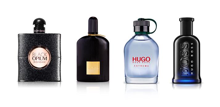 parfémy pre ženu a muža škorpióna